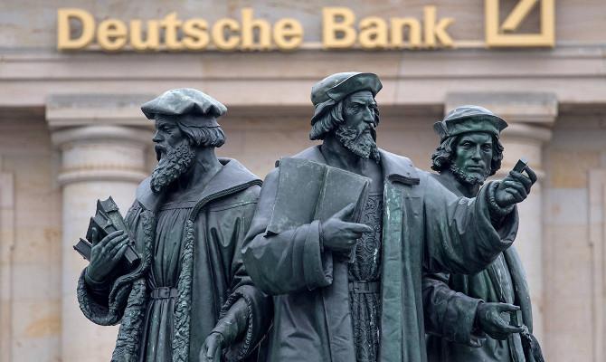 Deutsche Bank предостерег от инвестиций в криптовалюты