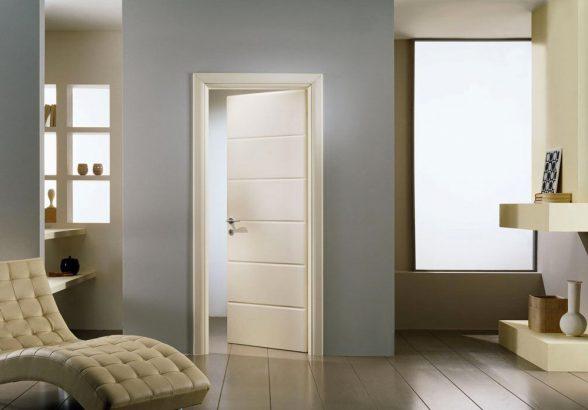 Межкомнатные двери: правила установки