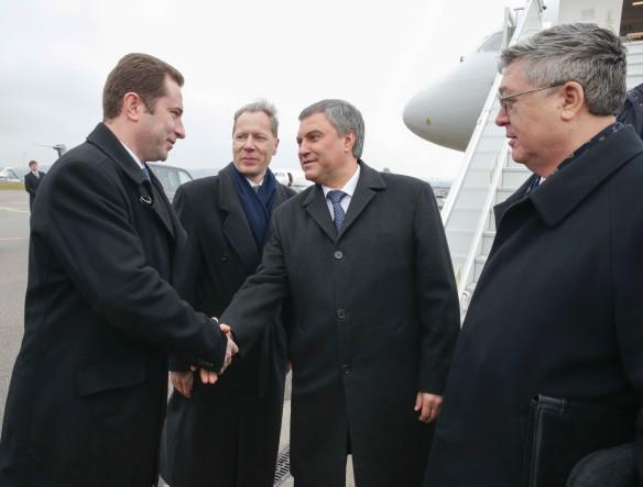 Парламенты России и Швейцарии укрепляют отношения двух стран