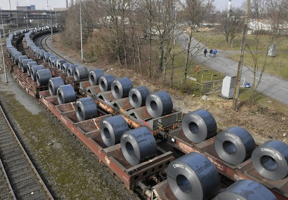 Пошлины США на сталь и алюминий похоронят проект свободной торговли с ЕС