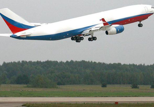 Российский дальнемагистральный авиалайнер готовится к ребрендингу