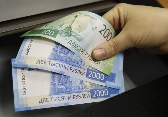 Силуанов: рубль укрепляется после необоснованной паники в связи с санкциями США