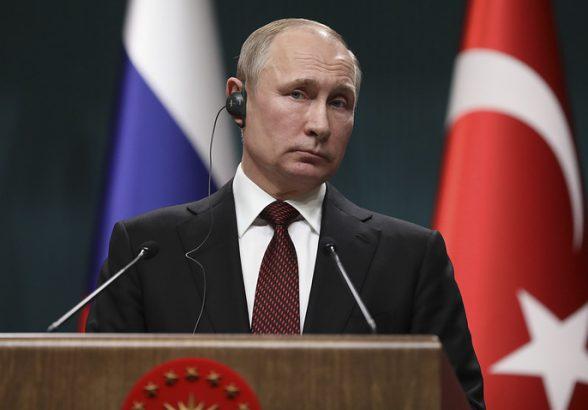 Путин надеется на создание «Северного потока — 2», но «Турецкий поток» идет быстрее