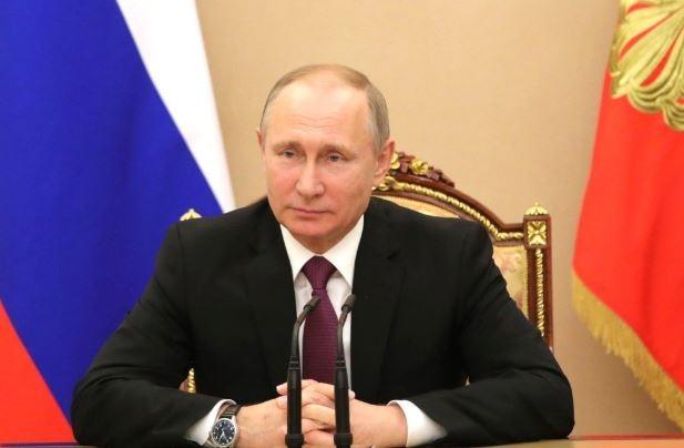 Путин огласил основную задачу для нового Кабмина