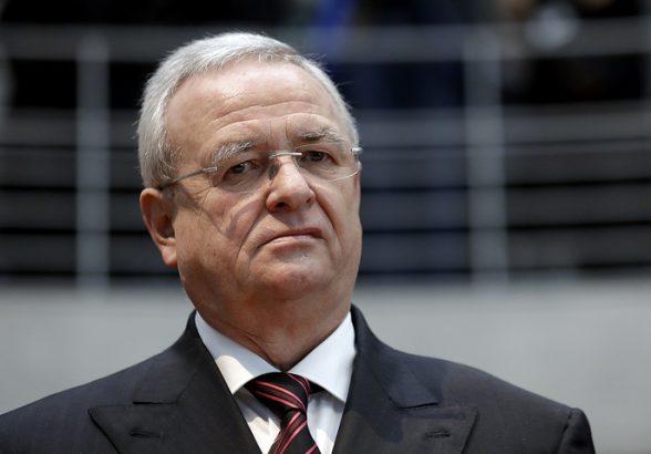 В США предъявили обвинения экс-главе Volkswagen