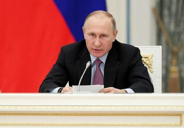 Путин провел перестановку кадров в администрации президента