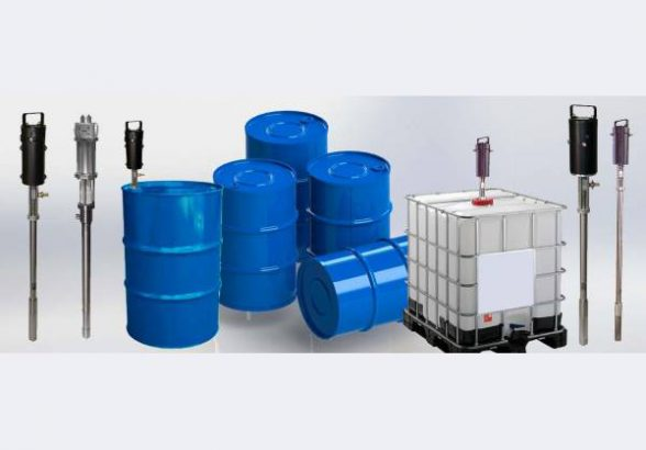 Промышленные насосы для различных нужд: удобное и практичное решения от фирмы Akronix