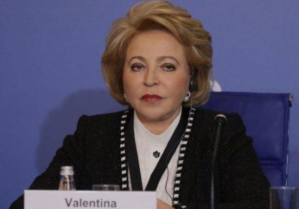«Крен неверный»: Матвиенко прокомментировали результаты саммита ЕС