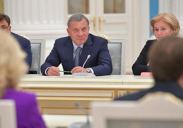 Вице-премьер Борисов предложил построить АЭС на Дальнем Востоке