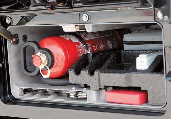 Как не допустить пожара в машине?