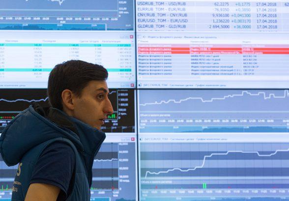 Инвесторы распродают акции Сбербанка, несмотря на рост прибыли