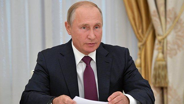 Путин проведет в Кемеровской области заседание по вопросам развития ТЭК