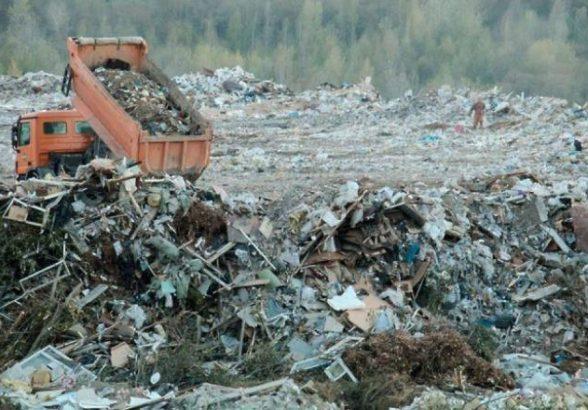 В РФ готовят «мусорную реформу»