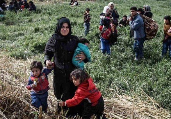 Минобороны РФ огласило страны, которые оказывают помощь сирийским беженцам