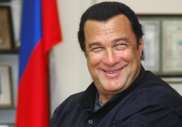 Стивена Сигала назначили спецпредставителем МИД России