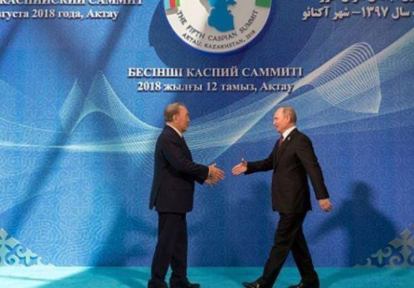 Марков рассказал о ключевых договоренностях «каспийской пятерки»