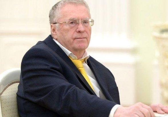 Жириновский намерен изменить название возглавляемой им партии