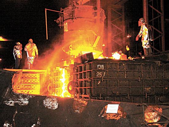 У металлургов и химиков предложили отобрать «сверхдоходов» на 500 миллиардов