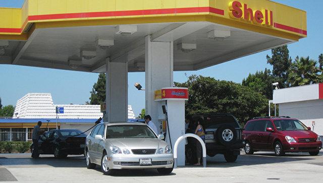 Shell считает перспективной розничную торговлю топливом в России