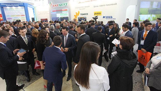 В Казани открывается международный нефтегазохимический форум