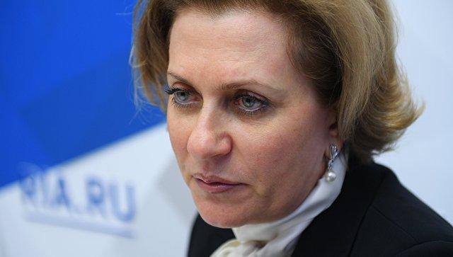 Попова рассказала о доле контрафакта в продукции легкой промышленности