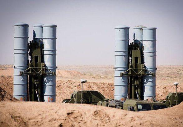 Небо над Черным морем перешло под контроль ЗРК С-400