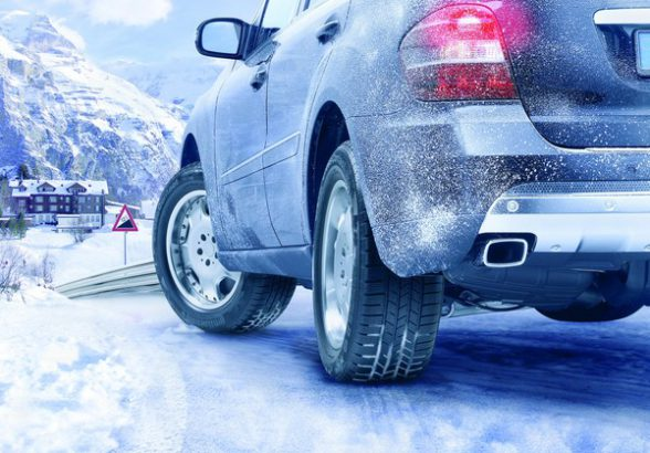 Основные правила подготовки машины к зимнему периоду