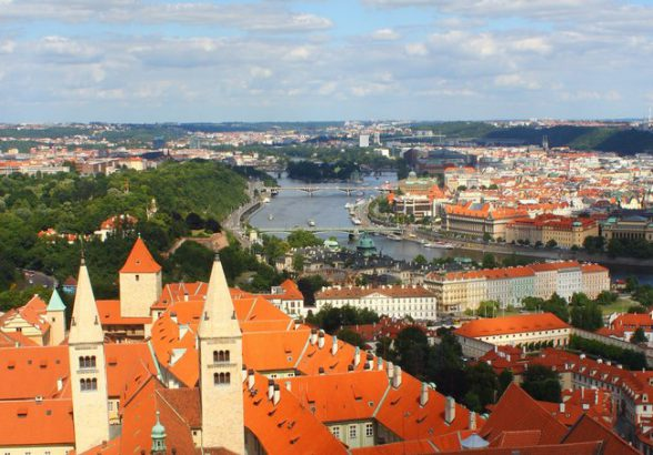 Рынок недвижимости в Чехии