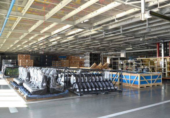 Оказание такелажных услуг при переезде производственных предприятий