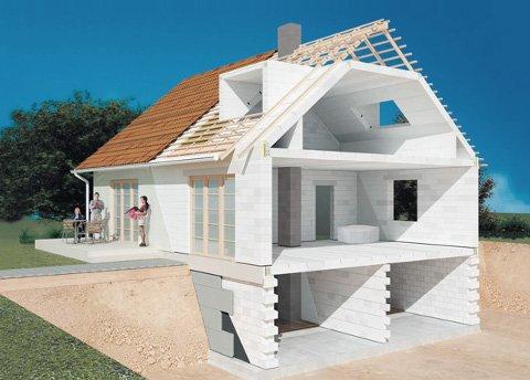 Какие использовать материалы для строительства дома?