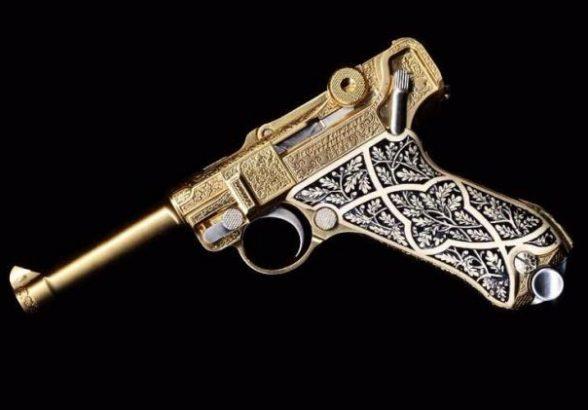 Антиквариат. Старинные пушки