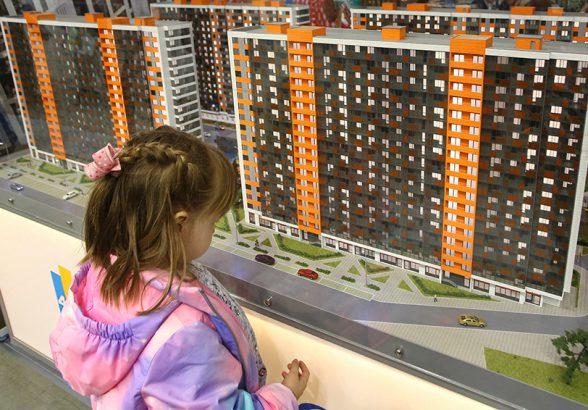 НБКИ: средний размер ипотечного кредита в России за год вырос на 10%