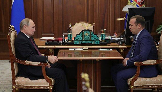 Глава Курганской области планирует развивать экономику и инфраструктуру