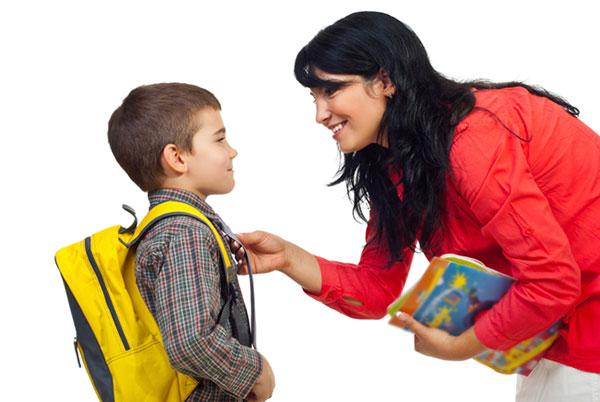Собираем первоклассника в школу