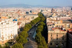 Недвижимость в популярных районах Испании