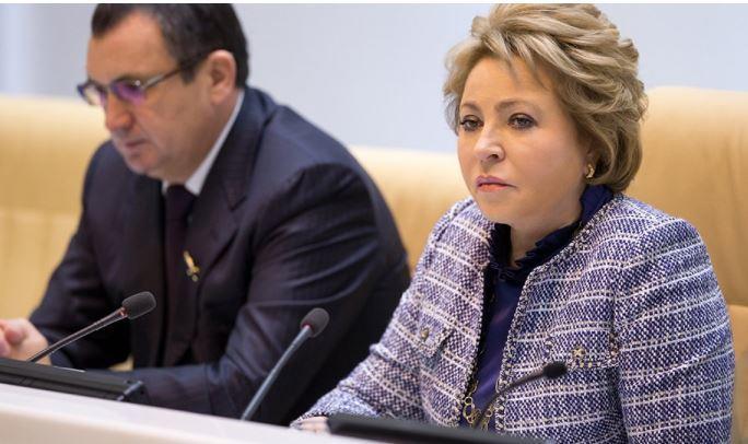 Матвиенко отругала сенаторов, которые прогуливали заседания Совфеда