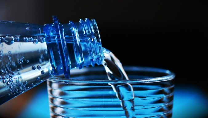 Доставка воды от компании «Fountain Foods»