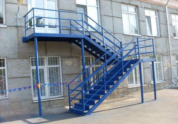 Надежные пожарные лестницы