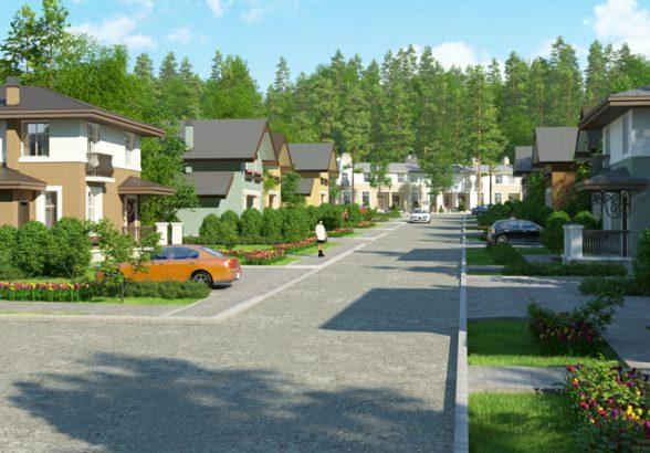 Преимущества загородных участков в Ленинградской области