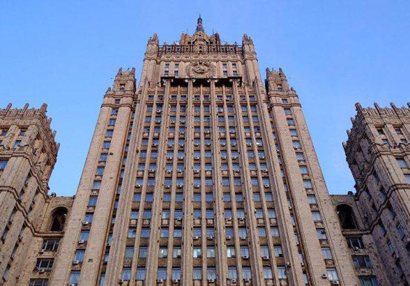 МИД прокомментировали заявление Порошенко об отказе от переговоров с РФ