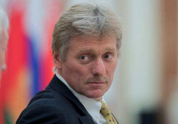 Дмитрий Песков отверг информацию о встрече Путина с вице-президентом Венесуэлы
