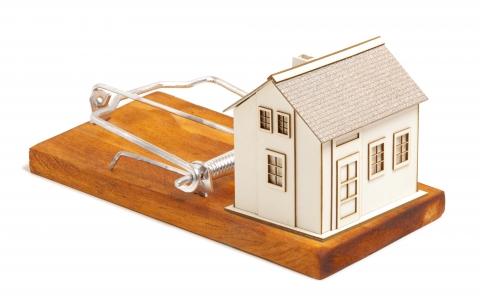 Мошенничество при сделке на рынке недвижимости