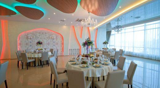 Ресторан небеса: особенности, кухня и меню, дополнительный сервис