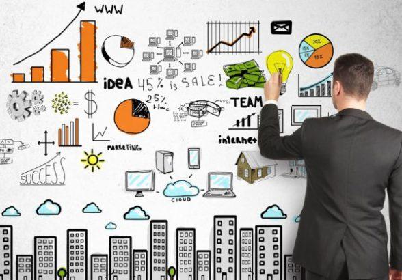 Бизнес идея: подсчет расходов