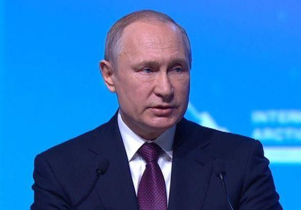 Путин: будущее РФ не зависит от санкций