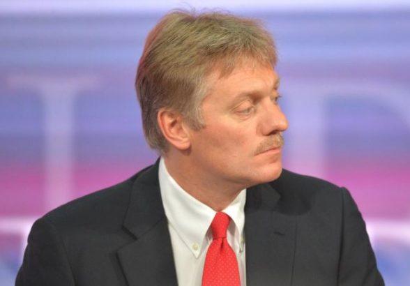 Песков озвучил причину осторожности китайских партнеров с РФ