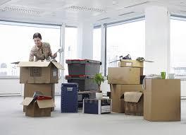 Переезд организации или офиса на новое место