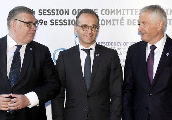 Глава МИД ФРГ сообщил о договоренности оставить Россию в ПАСЕ