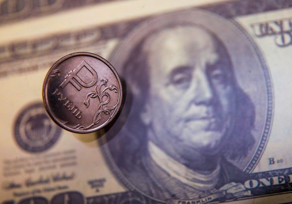 ЦБ: реальное укрепление рубля с начала года составило 5,3%