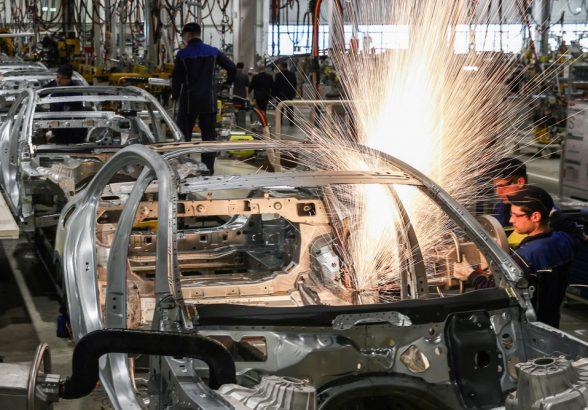 Степень локализации автопроизводства в России оценят в баллах